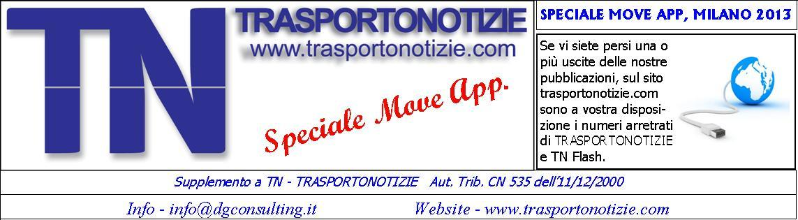 TN Flash Speciale Move App Milano 2013